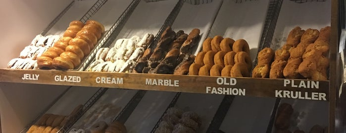 plainfield donut shop is one of Do Or Donut.