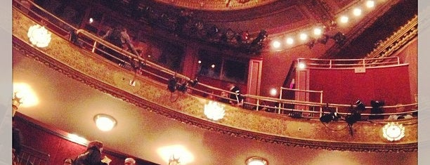 The New Victory Theater is one of Things For Kids To Do In NYC.