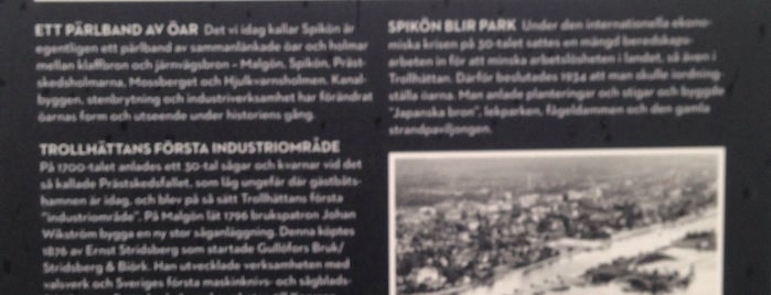 Spikön is one of Lieux qui ont plu à J..