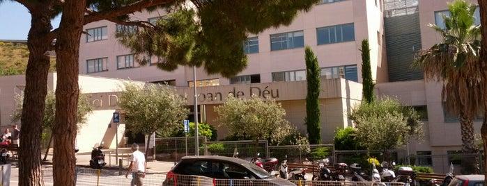 Escola Universitària Sant Joan de Déu is one of Locais curtidos por Patricia.
