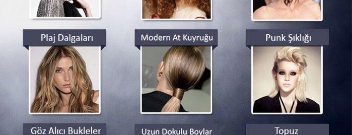 Fame Kuafor is one of Nagi'nin Beğendiği Mekanlar.
