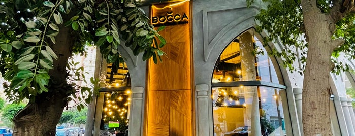 Bocca Eatery & Social House is one of สถานที่ที่บันทึกไว้ของ Soly.