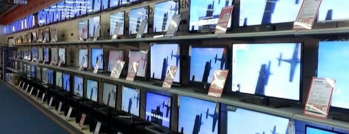MediaMarkt is one of สถานที่ที่ Helene Eli ถูกใจ.