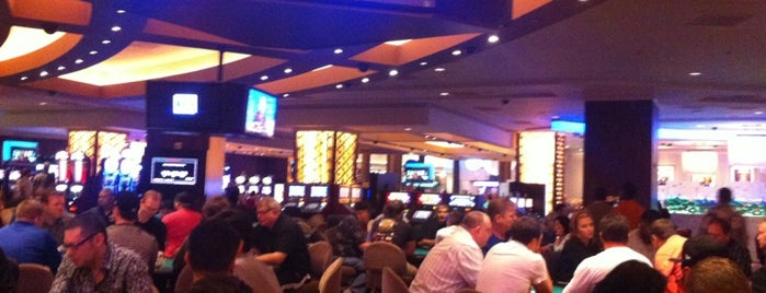 Planet Hollywood Poker Room is one of dana'nın Kaydettiği Mekanlar.