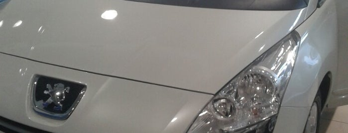 Peugeot Arkas is one of ahmetさんのお気に入りスポット.