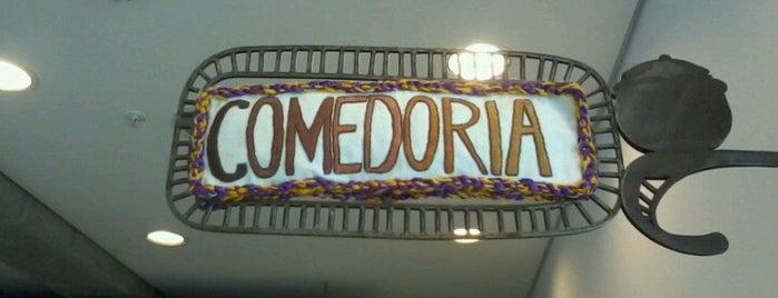 Comedoria is one of Posti che sono piaciuti a Mayara.