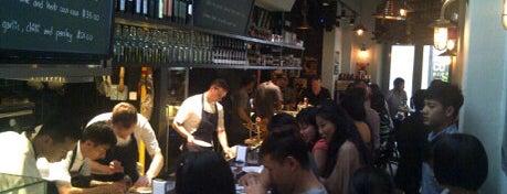 Esquina Tapas Bar is one of Singapore.