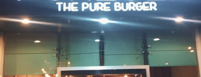 Pureger is one of Riyadh.