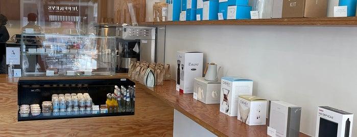 Blue Bottle Coffee is one of US18: Los Angeles.