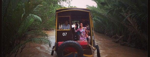 Sông Nuóc Miên Tây (Miên Tây Riverside Restaurant) is one of ⭐️Favorito Mavorito⭐️.