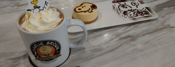 Charlie Brown Café is one of COFFEE Around the World.