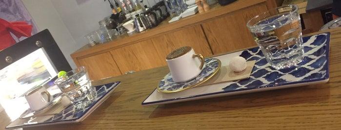 AnalytiChef Pastry & Coffee is one of Lugares guardados de Kagan.