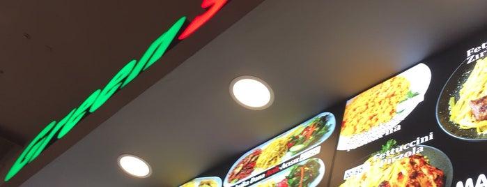 Green Salads is one of Mehmet Ali 님이 좋아한 장소.