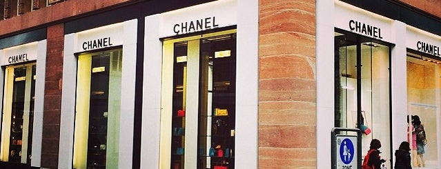 Chanel Boutique is one of Frankfurt.