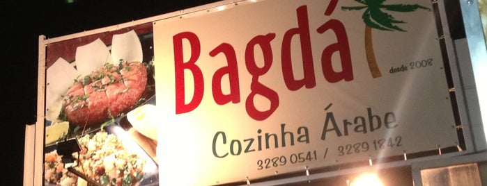 Bagdá Café is one of Bares de Barão.