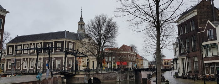 Cafe De Beurs Schiedam is one of Frank : понравившиеся места.
