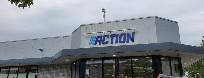 Action is one of Locais curtidos por Ralf.