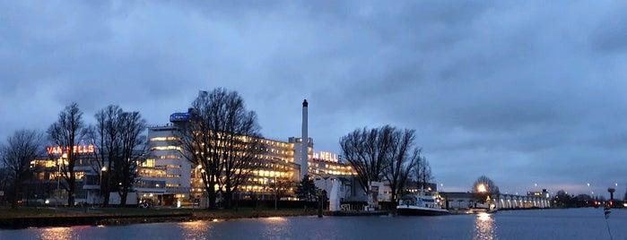 Van Nelle Fabriek is one of Rotterdam.