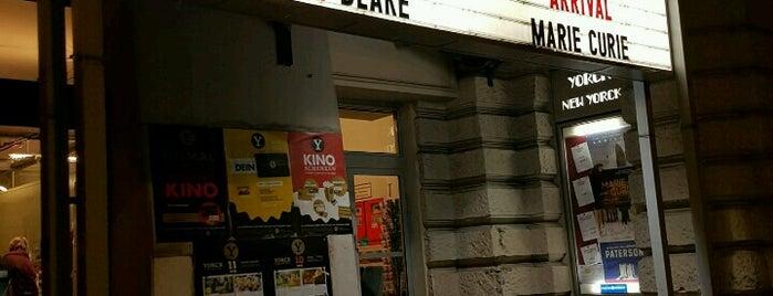 Yorck Kino is one of Lugares favoritos de Katja.