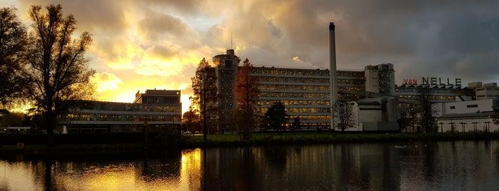Van Nelle Fabriek is one of Lugares favoritos de Carl.