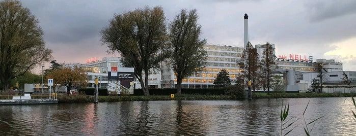 Van Nelle Fabriek is one of Posti che sono piaciuti a Carl.