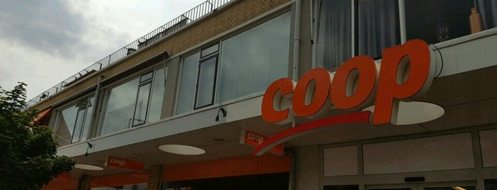 Coop is one of Rotterdam.
