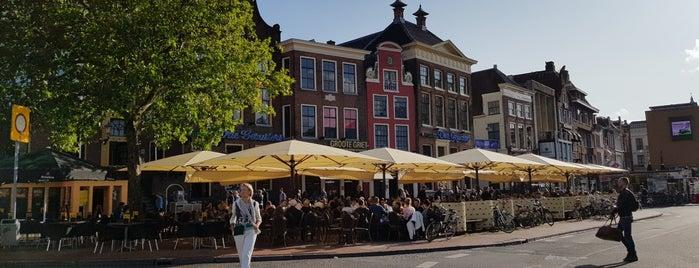 Hotel De Doelen is one of สถานที่ที่ Daniele ถูกใจ.