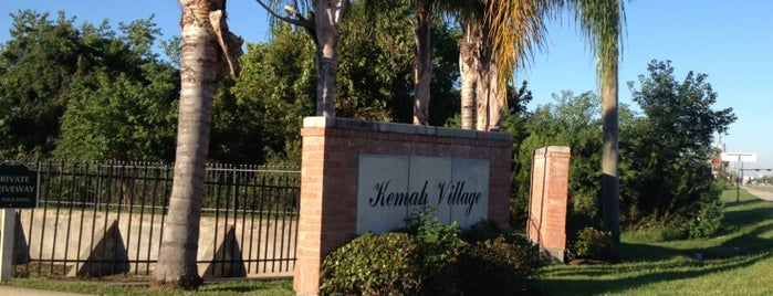 Kemah Village is one of Locais curtidos por ESTHER.