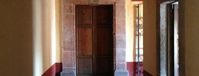 Museo de la Ciudad is one of QRO.