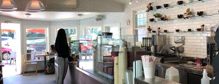 Brick & Bell Cafe - La Jolla Shores is one of Orte, die Kate gefallen.