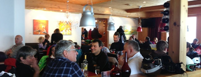 Bergrestaurant Milez is one of SkiArena Andermatt Sedrun.