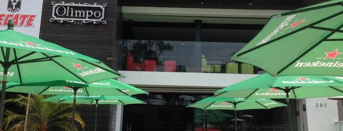 Olimpo Club is one of Antros y bares predilectos de Hache.