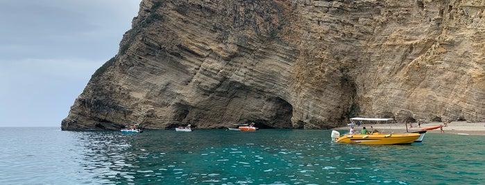 Paradise Beach is one of Corfu, Greece.