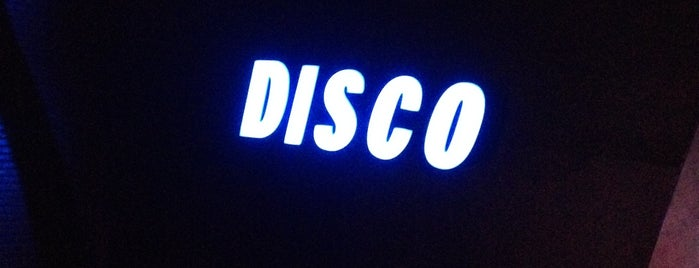 Disco is one of Bars and Night Clubs in São Paulo.