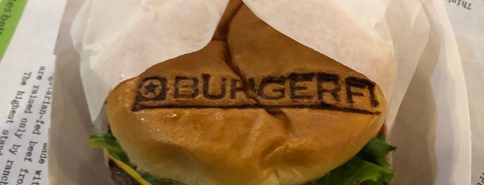 BurgerFi Coyoacan is one of TODO.