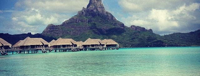 InterContinental is one of Bora Bora may be.