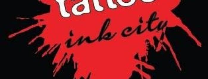InkCity Tattoo Taksim is one of Taksim Meydani.