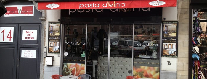 Pasta Divina is one of resto Brussels.