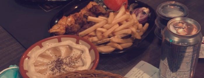 Al Ennabi Grill /المشوي العنابي is one of Lieux sauvegardés par Feras.