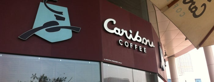 Caribou Coffee is one of Locais curtidos por Jehad.