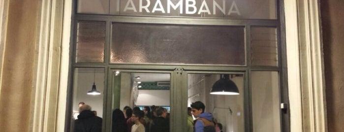 Bar Tarambana is one of Barcelona Food.