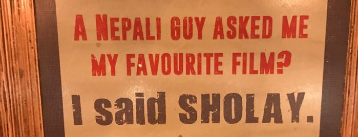Masala Times is one of สถานที่ที่ Ajay ถูกใจ.