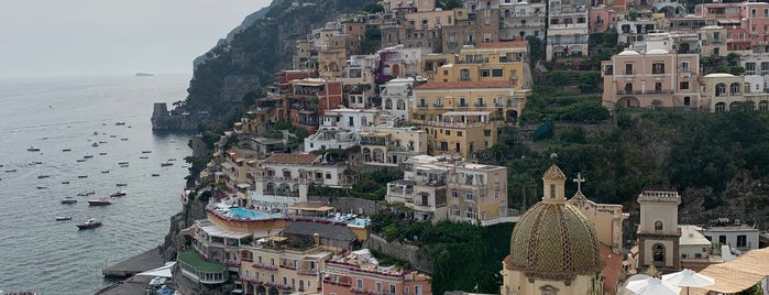 Hotel L'ancora is one of Positano.