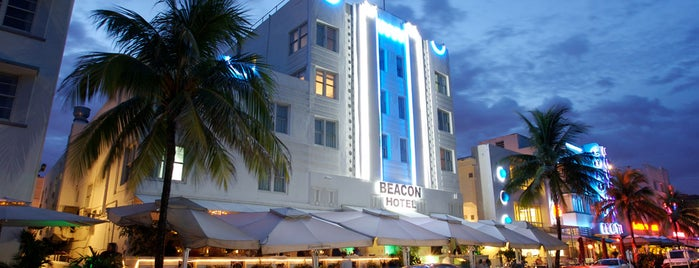 Beacon South Beach Hotel is one of Akuaさんのお気に入りスポット.