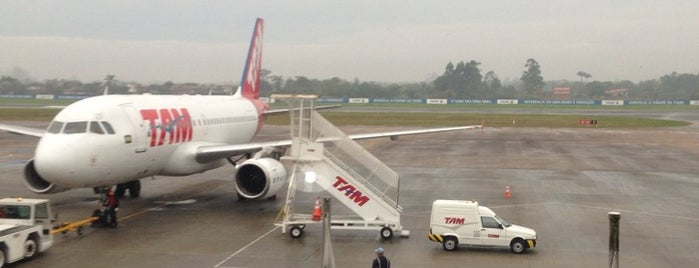 Aeroporto de Joinville / Lauro Carneiro de Loyola (JOI) is one of สนามบินนานาชาติ (1).