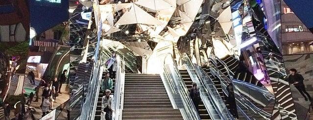 東急プラザ表参道原宿 is one of Bons Plans Tokyo.