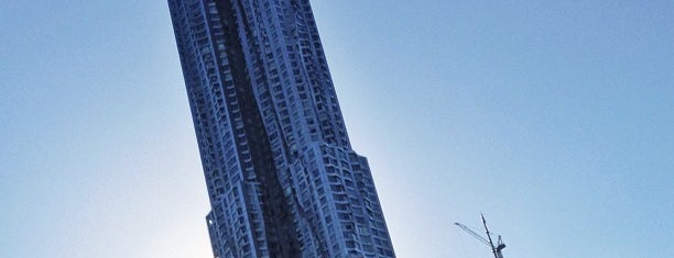 New York by Gehry is one of Nyc.