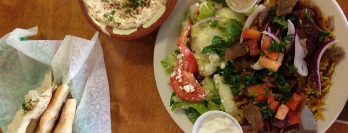 Cedars Mediterranean Grill & Market is one of Tempat yang Disukai Ms. Damaris.