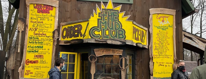 The Mud Club is one of Woodstock.