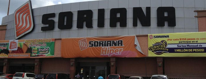 Soriana Plaza Poza Rica is one of Orte, die BrendaBere gefallen.